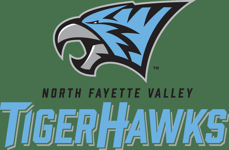 North Fayette Valley TigerHawks' Logo