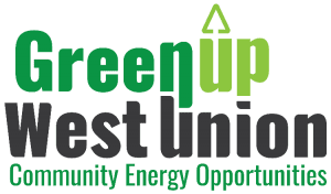 Green Up West Union Logo