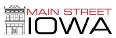 Main Street Iowa Logo